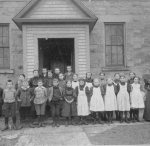 Superior Schoolhouse circa 1895 (courtesy Cleveland Heights Historical Society).