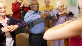 Senior Communities & Centers