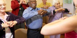 Senior Centers & Communities